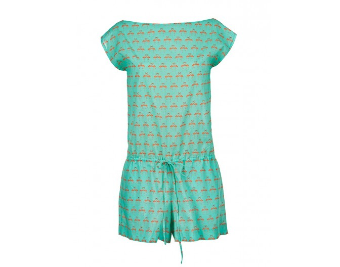 06.1  playsuit flamingozzz