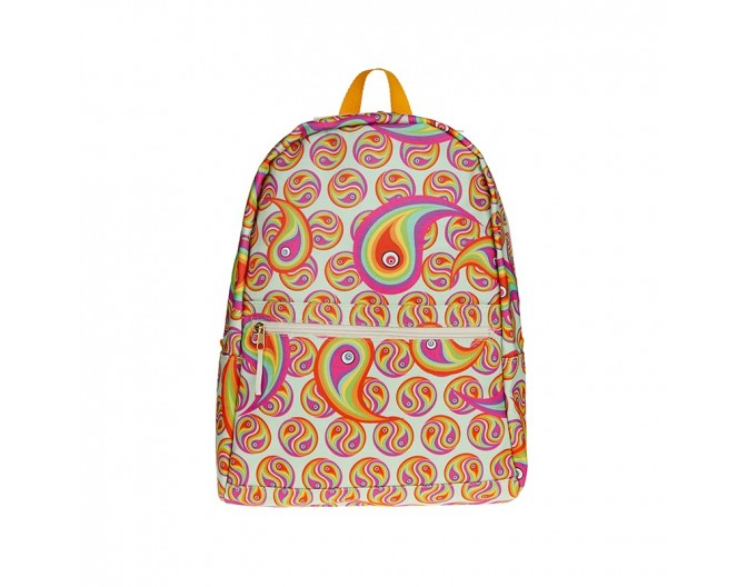 0016 backpack rainbow corals