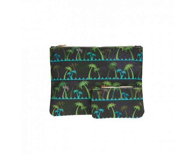 0016 clutch set tropical forest