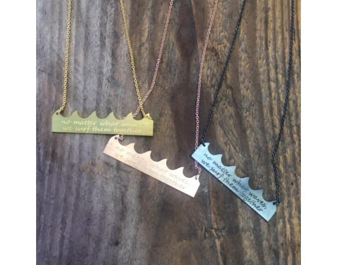 beachbound necklace