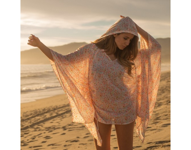 2014 hooded kaftan doter