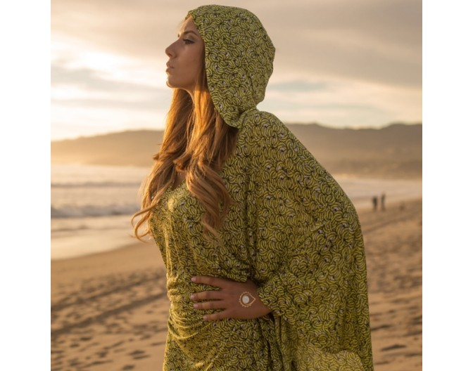 2014 hooded kaftan gone bananas